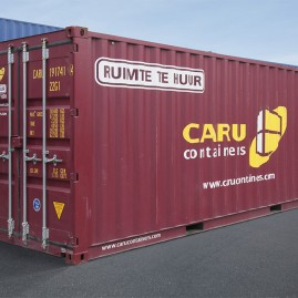 Caru Containers – Producten